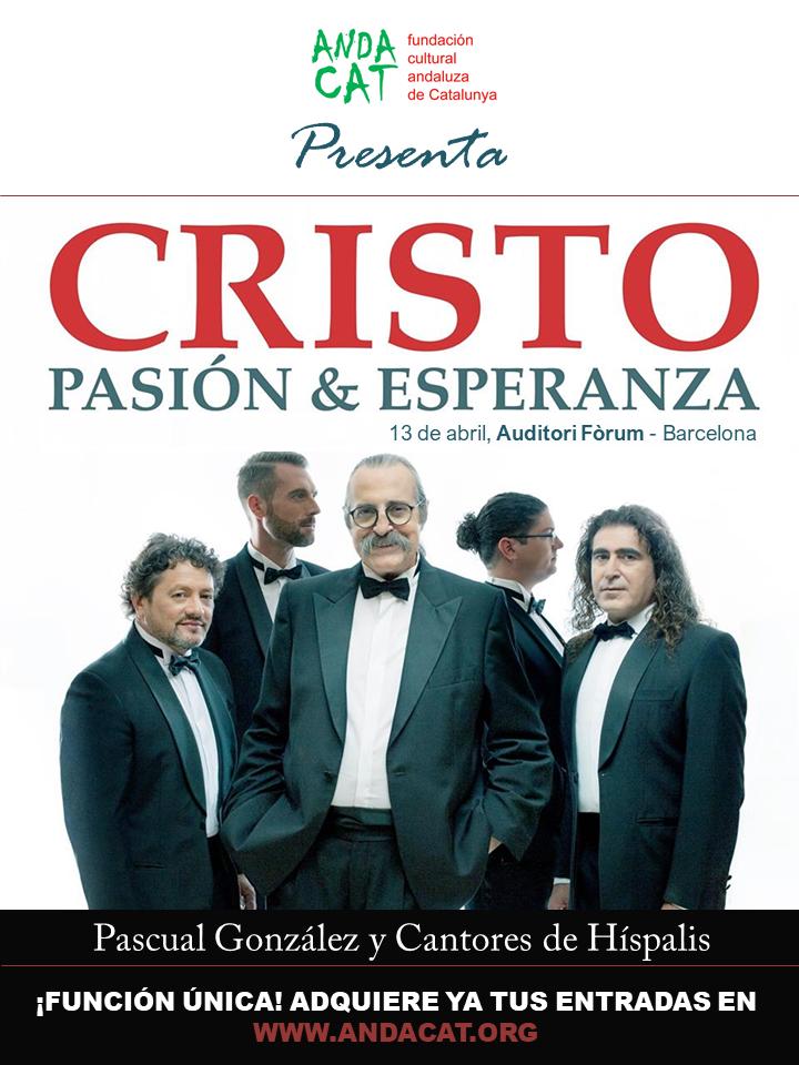 ENTRADAS Cantores de Híspalis en Barcelona