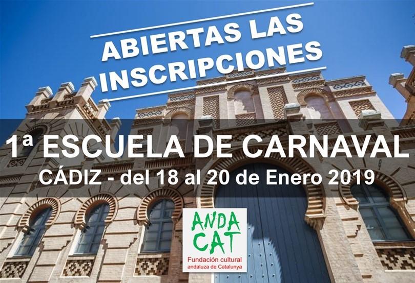 Primera Escuela de Carnaval Andacat