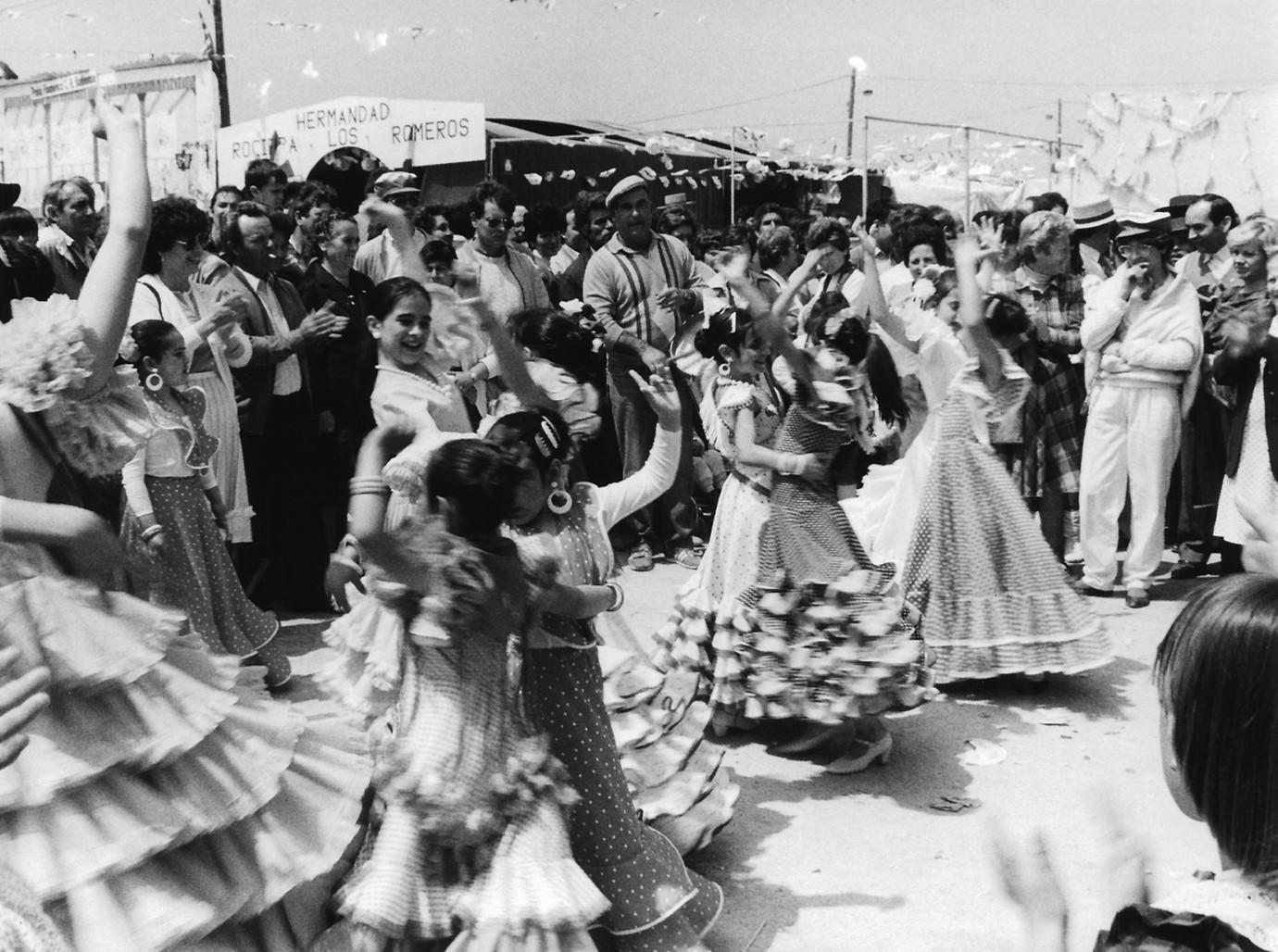 Feria de Abril de Catalunya 1985