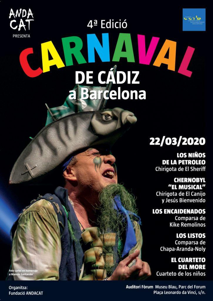 IV Carnaval de Cádiz en Barcelona