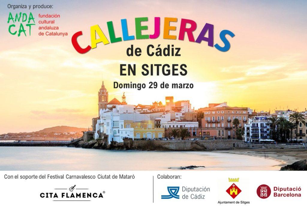 2ª edición de las callejeras de cádiz en catalunya